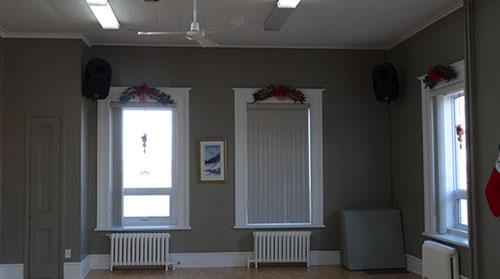 Installation de système audio commercial et résidentiel RDL haut-parleur