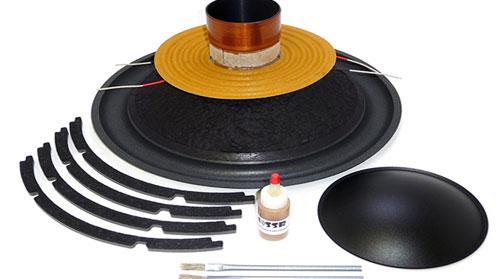 Service de réparation de haut-parleur RDL